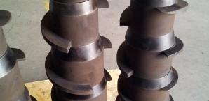 usillos mecanizados con tratamiento termico